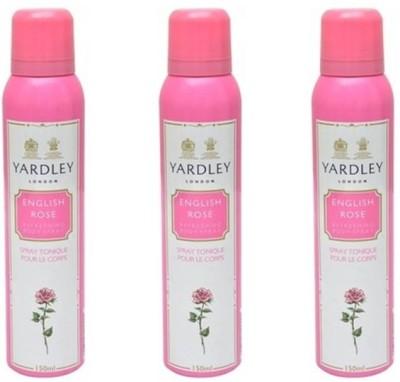 Yardley London English rose Deodorant Spray -