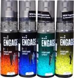 Engage m1,m2,m3,m4 Perfume Body Spray  -...