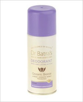 Dr.Batra Oceanic Breeze Deodorants Body Spray  -  For Men
