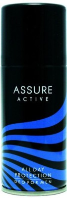 Vestige Assure All Day Protection Deo Deodorant Spray - For Men