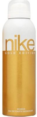 Nike Gold Deodorant Spray - For Women  (200 ml)