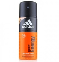 Adidas Deep Energy Deodorant Spray  -(150 ml)