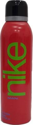 Nike Red Eau de Toilette Deodorant Spray - For Men