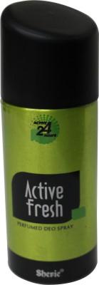 Sherie Active FreshII Deodorant Spray  -  For Boys, Men, Girls, Women
