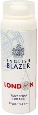 English Blazer London Deodorant Spray  -  For Men