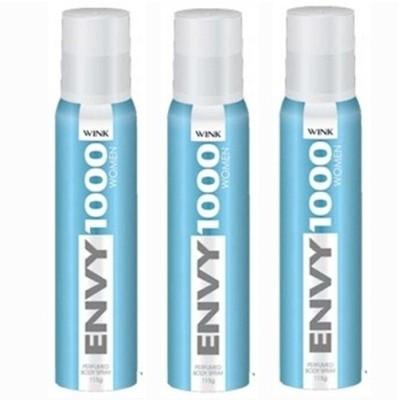 Vanesa Envy Wink 1000 Body Spray  -  For Women