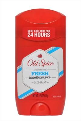 Old Spice Fresh High Endurance Long Lasting Deodorant Stick  -  For Men