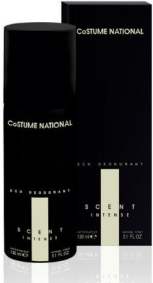 Costume National Scent Intense Eco Deodorant Spray  -  For Men