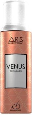 Aris Venus Deodorant Spray  -  For Women