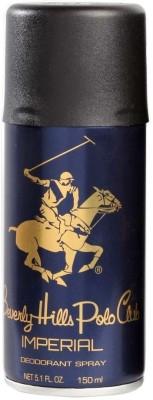 Beverly Hills Polo Club Imperial Deodorant Spray  -