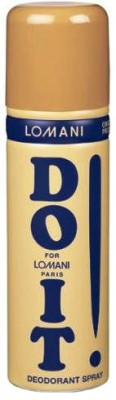 Lomani Do It Deodorant Spray - For Men