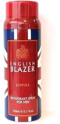 English Blazer Empire Deodorant Spray  -  For Men