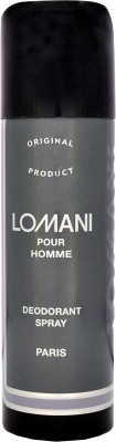 Lomani Lomani Body Spray - For Boys(200 ml)