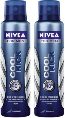 Nivea Deodorant For Men Deodorant Spray  -  For Boys