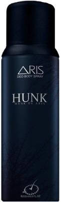 Aris Hunk Deodorant Spray  -  For Men