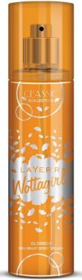 Layer,r Wottagirl Classic Collection Blossom Fragrant Body Splash Body Spray  -  For Women