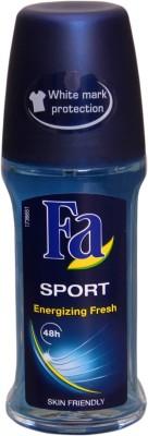 Fa SPORT FRESH Deodorant Roll-on  -  For Boys, Men