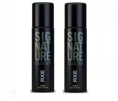 Axe Signature Suave combo Deodorant Spray - For Boys, Men