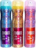 Engage G2,G3,G4 COLOGNE 05 GAS Deodorant...