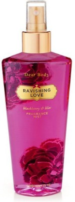 Dear Body Ravishing Love Body Mist  -  For Girls