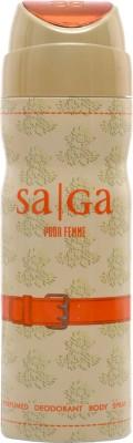 Emper Sa Ga Deodorant Spray  -  For Women