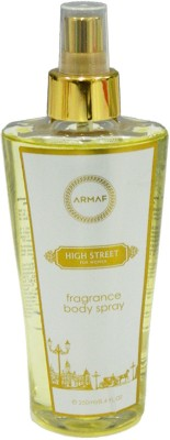 Armaf High Street Body Mist  -  For Women(250 ml)