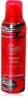 Cussons Imperial Leather Power Zone Deodorant Spray  -  For Men