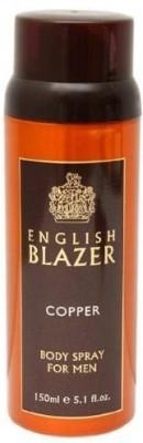 English Blazer Copper Deodorant Spray  -