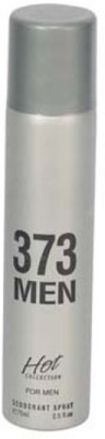 Hot Collection 373 Deodorant Spray  -  For Men