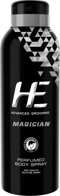 HE Magician Perfume Body Spray - For Men(150 ml)