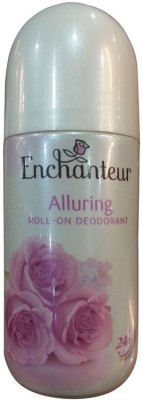 Enchanteur Alluring Deodorant Roll-on  -  For Girls, Boys