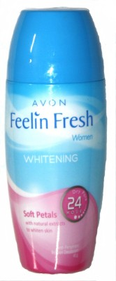 Avon Feelin Fresh Whitening Soft Petals Deodorant Roll-on  -