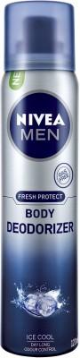 Nivea Fresh Protect Ice Cool Body Spray  -  For Boys