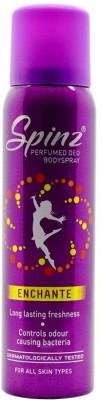 Spinz Encante Body Spray  -  For Men