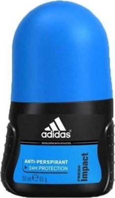 Adidas Fresh Impact Deodorant Roll-on  -  For Women