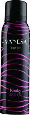 VANESA Kooky Deo 150 Ml Deodorant Spray  -  For Women