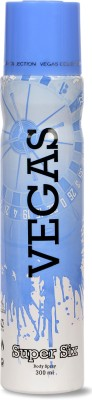 Vegas Super Six Deodorant Spray  -