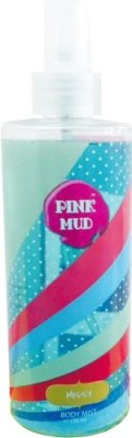Pink Mud Missy Blue Body Mist  -  For Women