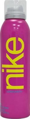Nike Pink Eau de Toilette Deodorant Spray - For Women  (200 ml)