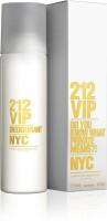 Carolina Herrera 212 VIP Deodorant Spray  -  For Women
