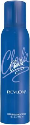 Revlon True Blue Deodorant Spray  -
