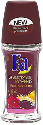 Fa Glamorous Moments For White Mark Protection 48h Anti-Prespirant Roll On Deo Deodorant Roll-on  -  For Women