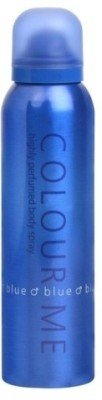 Colour Me Blue Deodorant Spray  -
