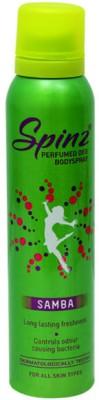 Spinz Samba Deodorant Spray  -  For Men