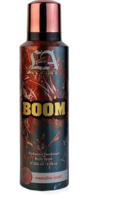 LA Dreams P032 Deodorant Spray  -  For Men