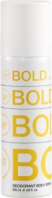 W2 Free Play Body Spray  -  For Men