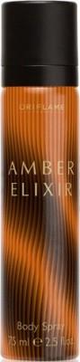 Oriflame Sweden Amber Elixir Body Spray  -  For Women, Girls