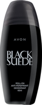 Avon Black Suede ROD 40ml - Redesign Deodorant Roll-on  -  For Men