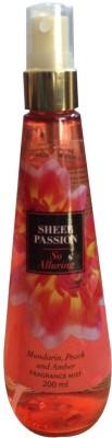 Avon Sheer Passion Body Mist  -  For Women