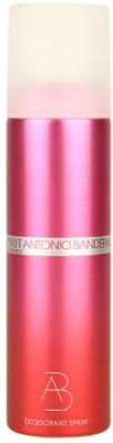 Antonio Banderas Sprit Deodorant Spray  -  For Women